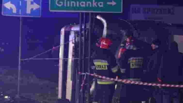 Українець загинув у ДТП за участі туристичного автобуса у Польщі