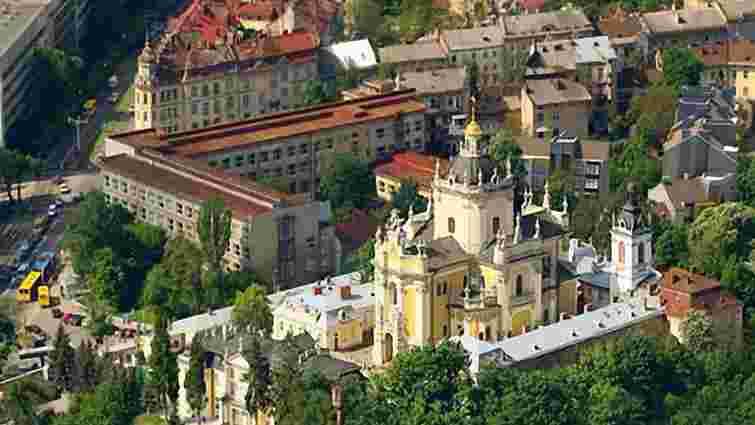 Забудовники відмовилися від зведення бізнес-центру на Святоюрській горі