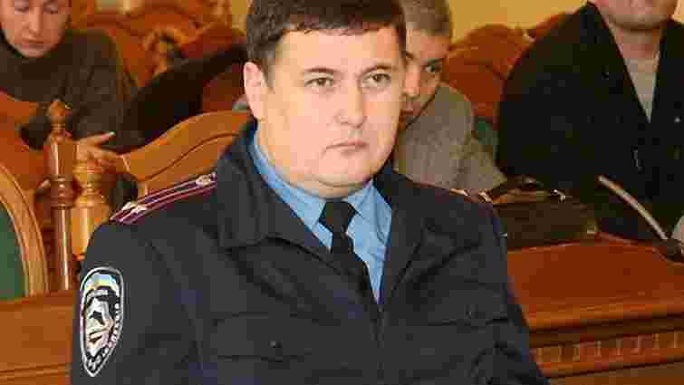 Підозрюваний у корупції начальник ДАІ Львова  хоче повернутись на роботу