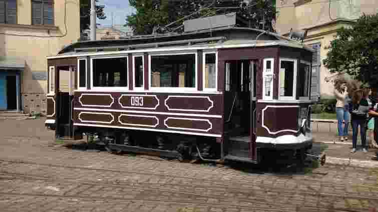 У Львові відзначать 120-річчя електричного трамваю (фото)
