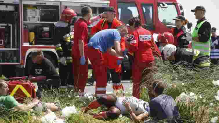 Автокатастрофа у Польщі: загинули 7 українців