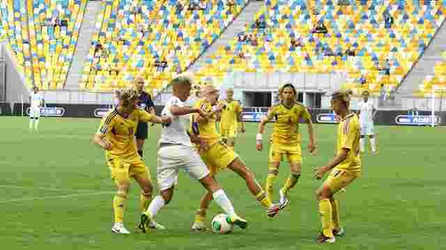 Українки переривають суху серію збірної Англії на «Арені Львів»
