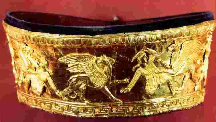 Колекція золота з Криму повернеться у Київ, - Мінкультури