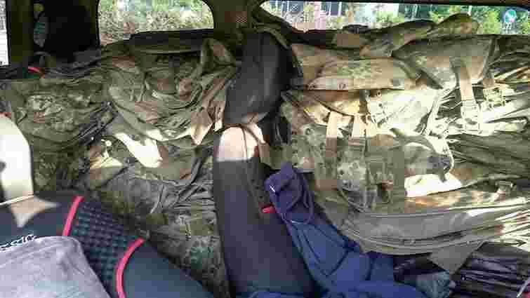 Військові зі Львівщини передадуть 57 бронежилетів бійцям у зону АТО
