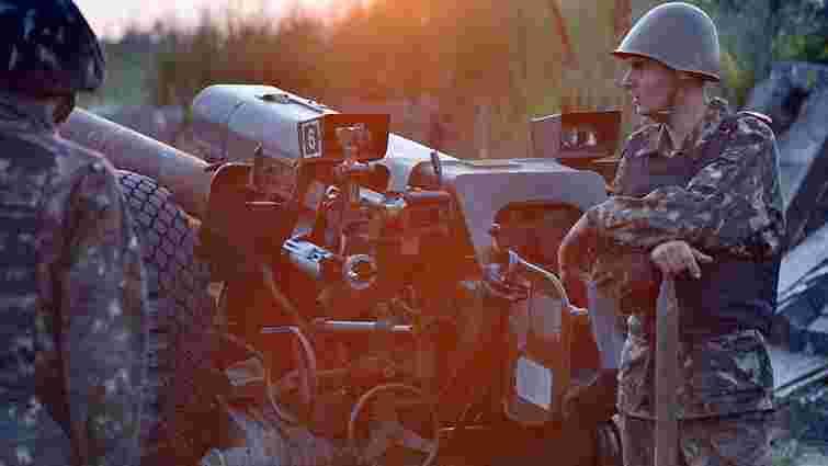 """Міноборони опубліковало серію фотографій """"Війна в об'єктиві"""""""