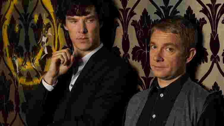 Четвертий сезон «Шерлока» вийде у 2015 році