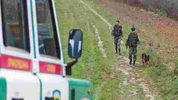 У Шегинях прикордонники затримали росіянина, який незаконно перетнув кордон