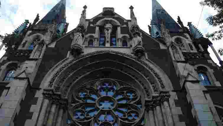 Церква св. Ольги та Єлизавети відкриє оглядовий майданчик