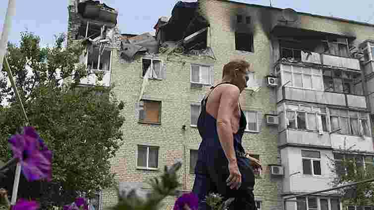 При обстрілі Петровського району Донецька загинуло шестеро людей, - ОДА