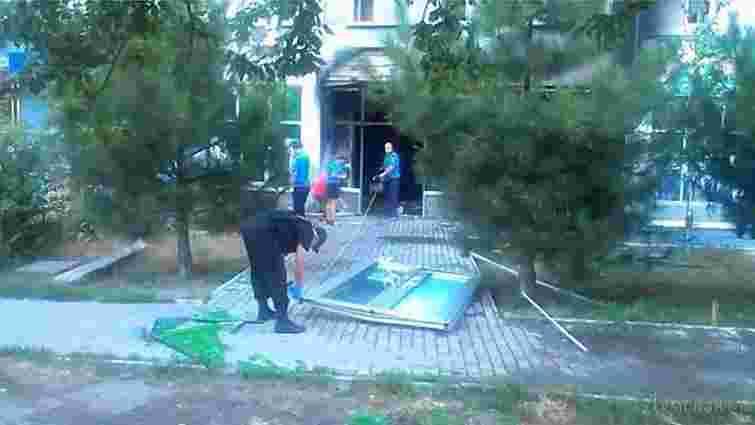 В Одесі невідомі підірвали два відділення «Приватбанку»