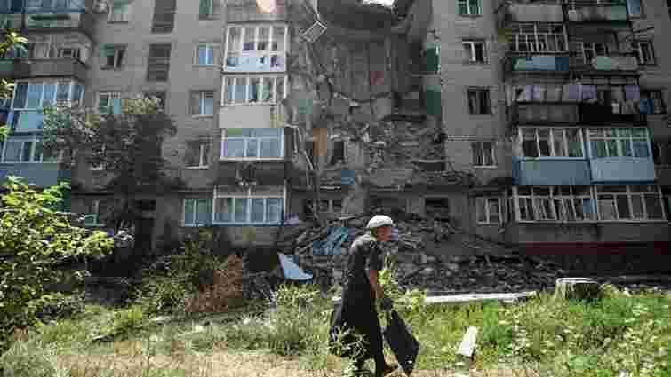 Терористи кажуть, що на Донеччині українські військові обстріляли мирних жителів
