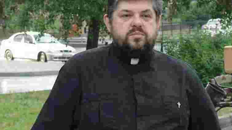 З донецького полону звільнили греко-католицького священика отця Тихона