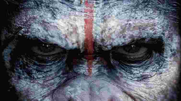 «Світанок планети мавп» очолив український бокс-офіс