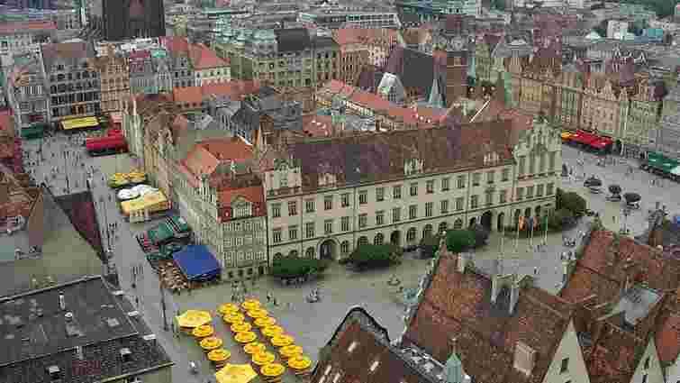 ЮНЕСКО оголосила Вроцлав Всесвітньою столицею книги