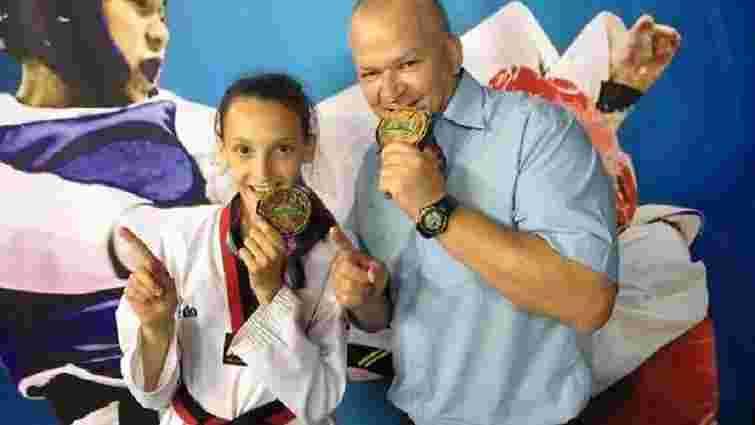Українка вперше в історії стала чемпіонкою світу з тхеквондо серед кадетів