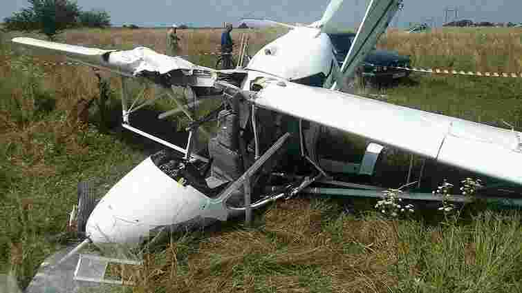 Під Львовом розбився приватний літак