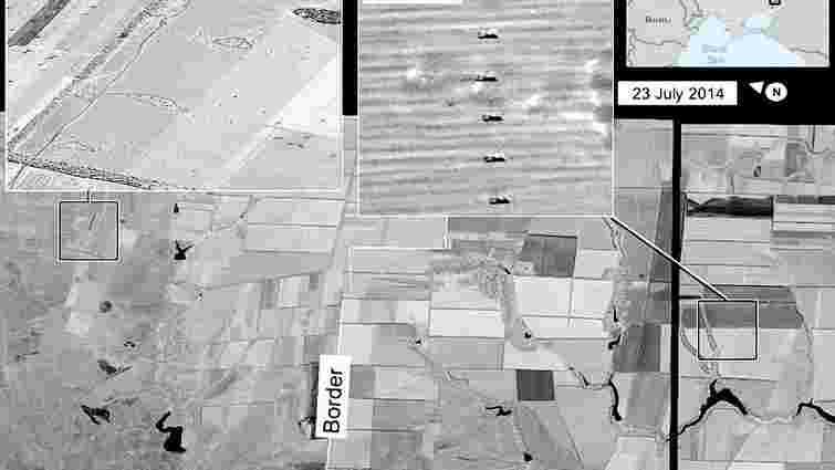 США оприлюднили докази обстрілу української території реактивною артилерією РФ