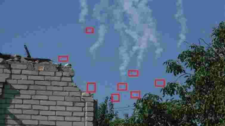 На Донеччині терористи збили український військовий літак, – ЗМІ