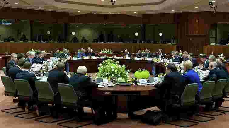 Рада ЄС остаточно затвердила санкції третього рівня проти Росії