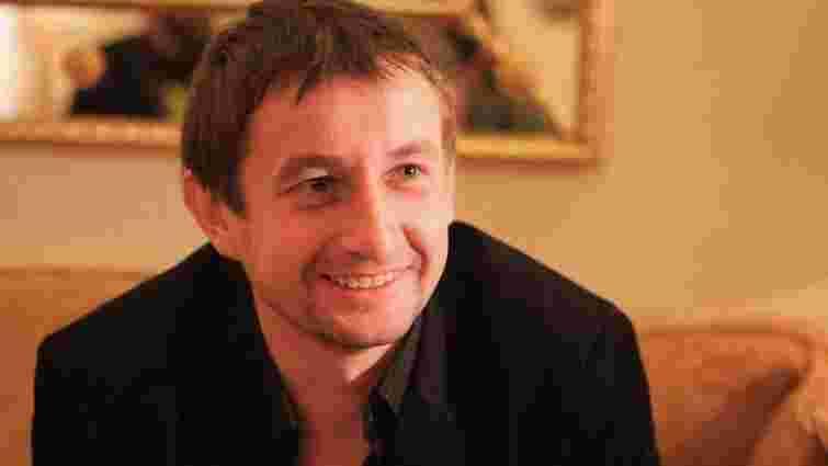 Сергій Жадан розповів німцям про ситуацію в Україні