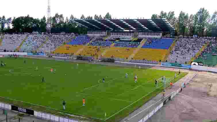 ФК «Карпати» залишилися без домашнього стадіону