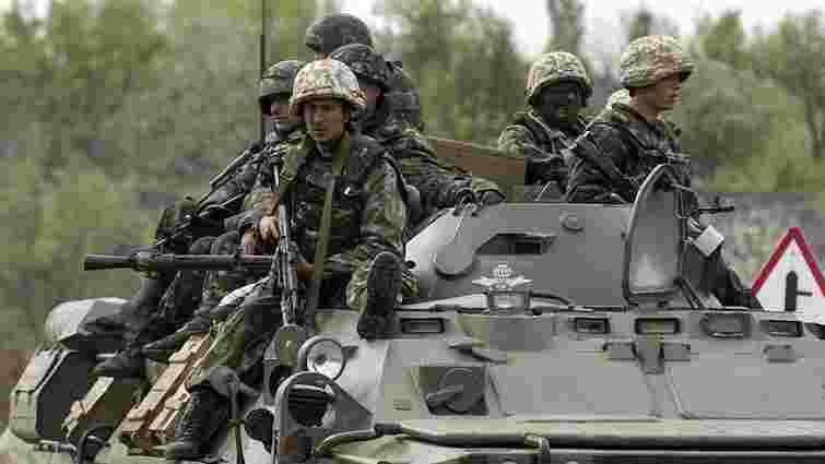 В зоні АТО загинули відразу семеро бійців із Львівщини