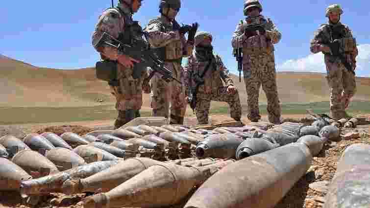 Україна провела ротацію своїх військових в Афганістані