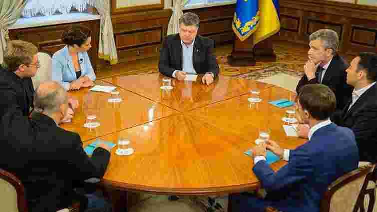 Порошенко: Ніякого «особливого статусу Донбасу» не буде