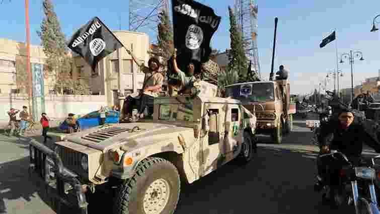 США починає повномасштабні бомбардування терористів «Ісламської держави» в Сирії, - Пентагон