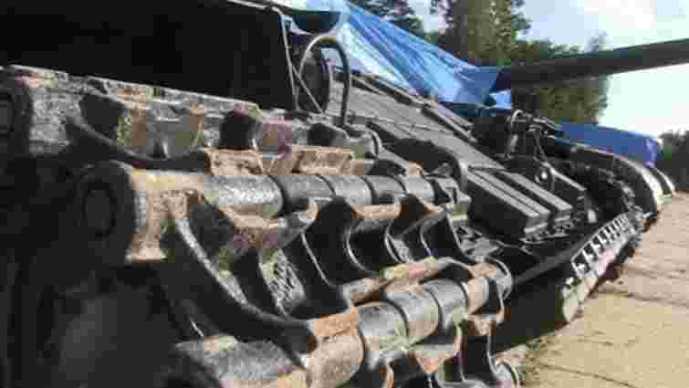 Львівський танковий завод готовий віддати в зону АТО 4 танки, зроблені для Нігерії