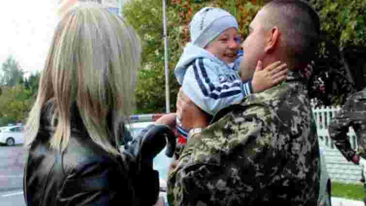 Працівники ДАІ Львівщини повернулися зі зони АТО