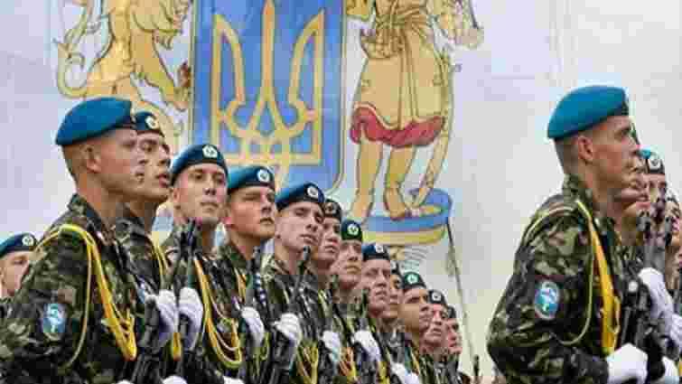 День захисника України відзначатиметься 14 жовтня, – указ президента