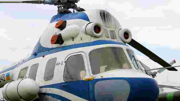 СБУ завадила продажу 19 українських вертольотів одного з державних підприємств до Росії