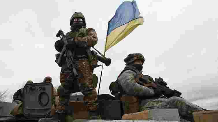 За ніч терористи 8 разів обстріляли позиції українських бійців, - прес-центр АТО