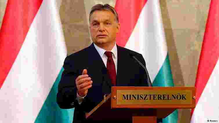 Прем'єр Угорщини розкритикував політику мультикультуралізму в Європі