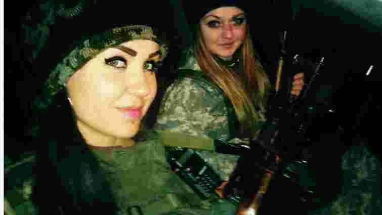СБУ затримала 19-річну дівчину-снайпера на Донбасі