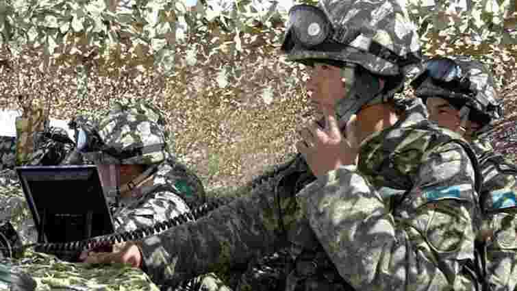 Казахські військові зупинили вторгнення сепаратистів в умовній державі