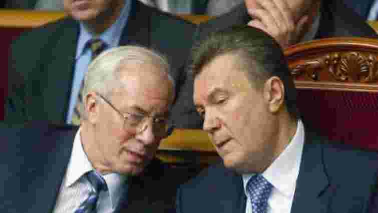 Київський суд ухвалив рішення про арешт Януковича та Азарова