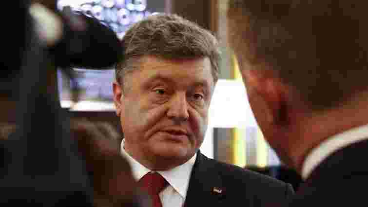 З 20 українських міністрів лише один не знає англійської мови, – Порошенко