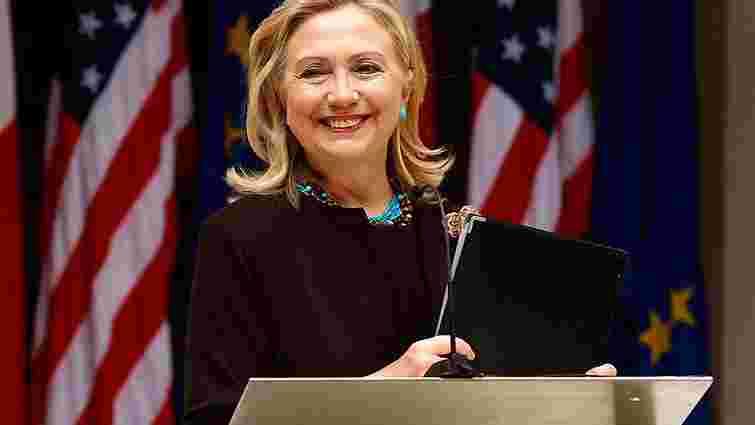 Більше 50% американців готові підтримати Гіларі Клінтон на президентських виборах 2016 року
