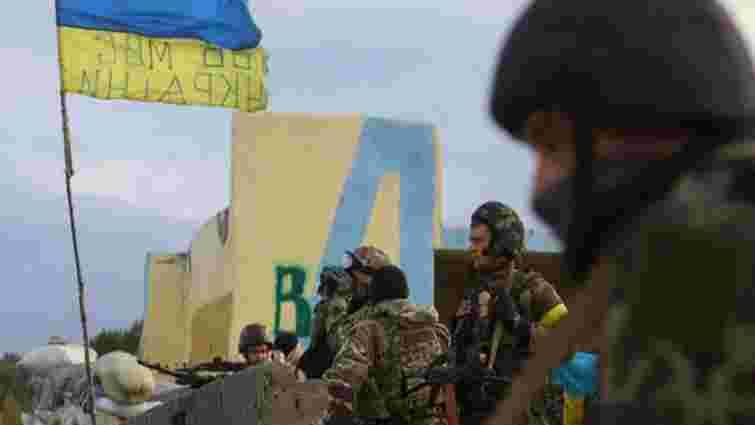 Бойовики залишили 31-й блокпост, - Семенченко