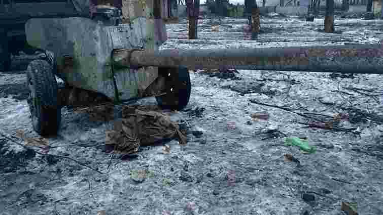 Українські бійці знищили 20 і взяли в полон 10 бойовиків біля аеропорту Донецька