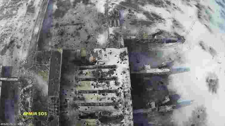 За Мінським меморандумом Донецький аеропорт мав відійти бойовикам, - документ