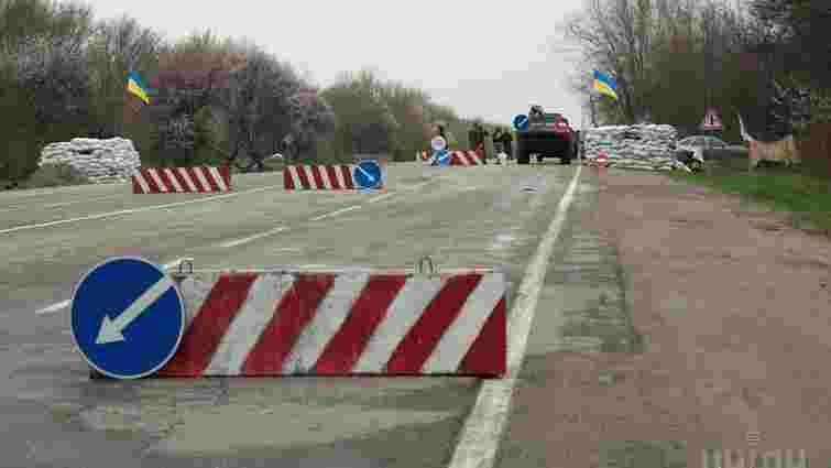 На Донеччині біля українського блокпоста підірвався смертник