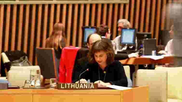 Постпред Литви в ООН: Обстріл Маріуполя - найбільший теракт в Україні після аварії Boeing