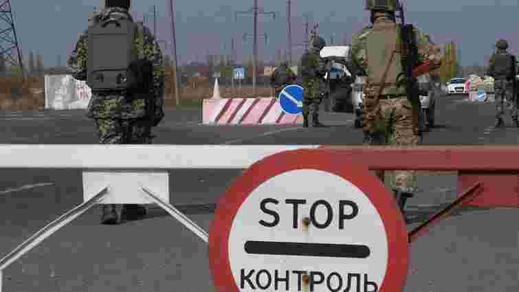 На адміністративній межі з Кримом  прикордонники затримали дезертира