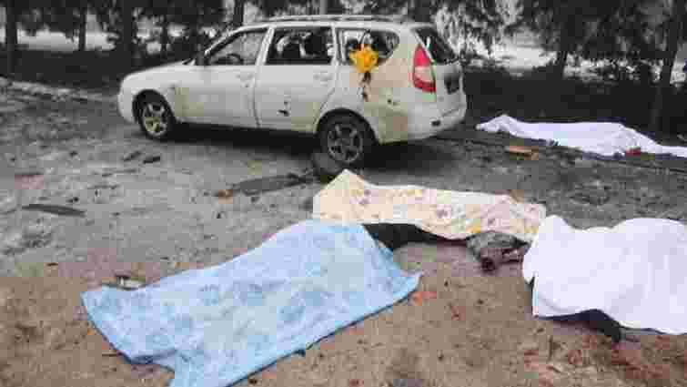 В Донецьку терористи розстріляли чергу за гуманітарною допомогою