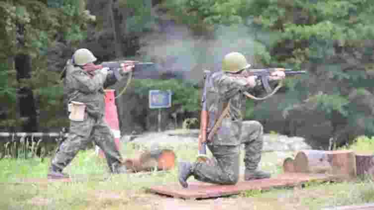 На Яворівському полігоні застрелили 18-річного солдата