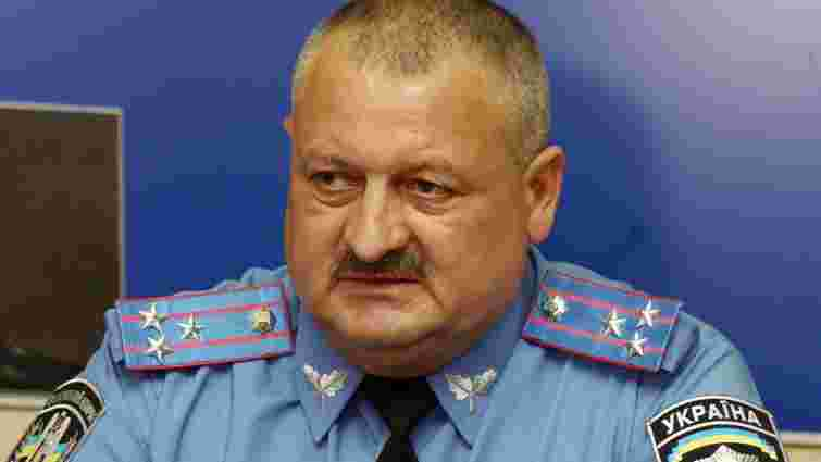 Керівник львівської міліції Дмитро Загарія підірвався у Дебальцево