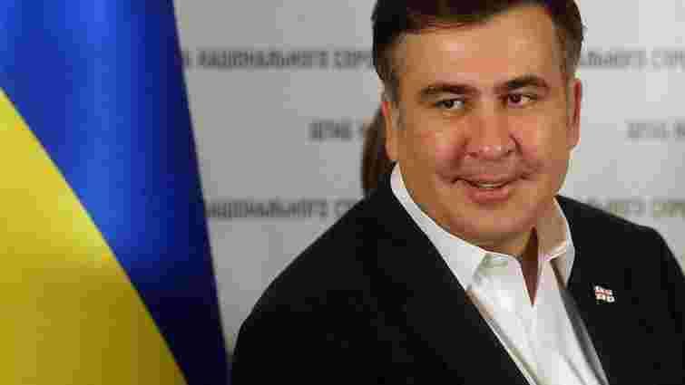 Порошенко призначив Саакашвілі головою Дорадчої міжнародної ради реформ